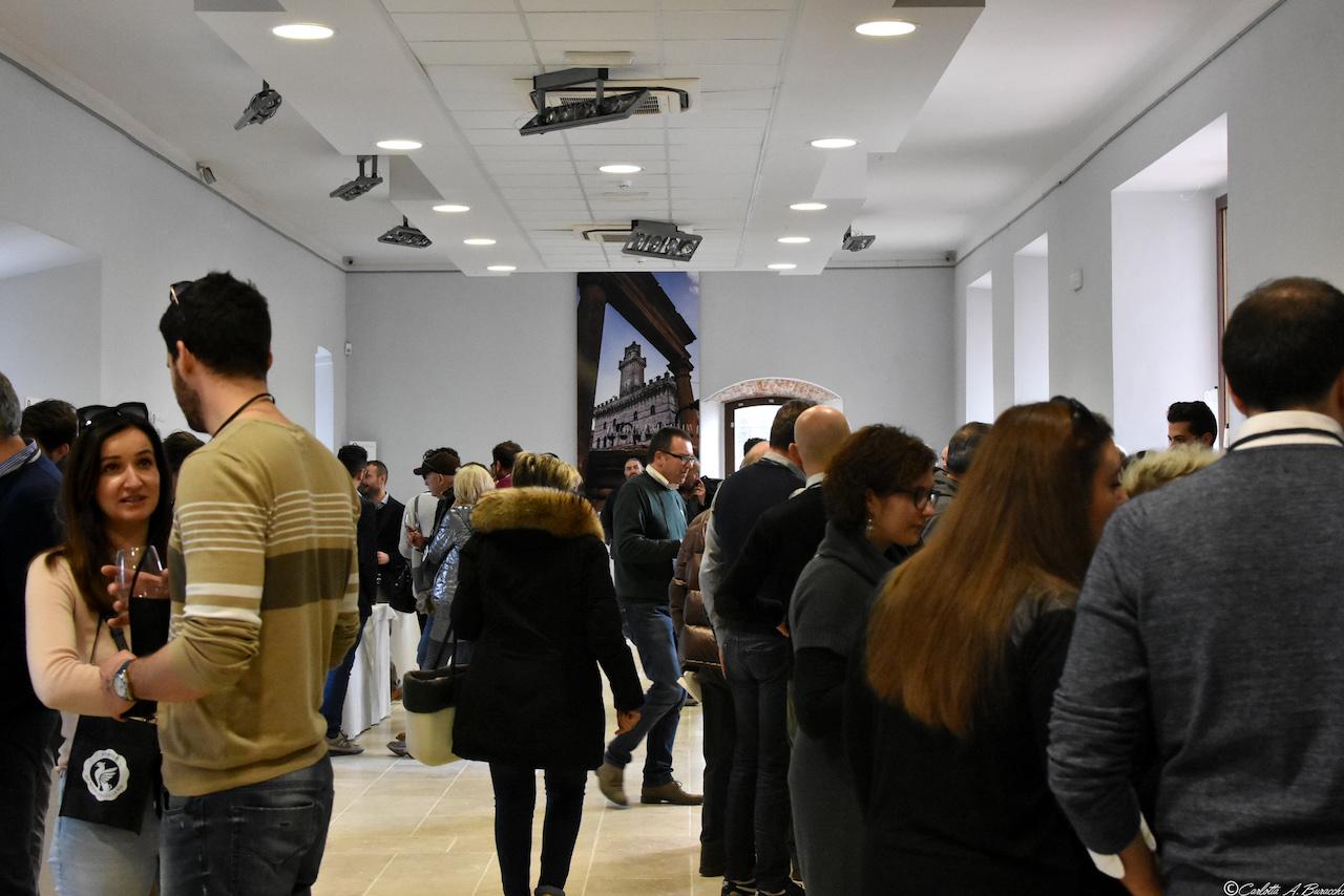 Anteprima Vino Nobile Montepulciano 2018, un nutrito pubblico ad assaggiare le nuove annate