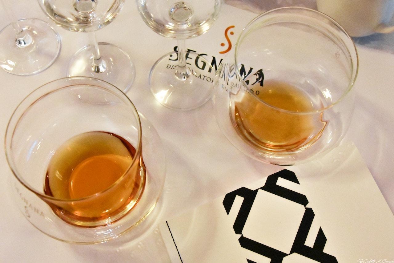 Grappa Solera e Sherry Cask, Distilleria Segnana, Trento