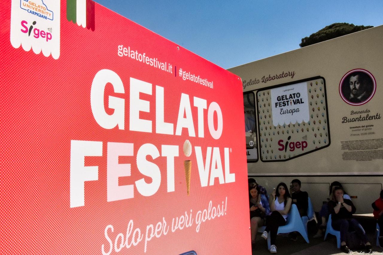 Tappa fiorentina per il Gelato Festival 2018 al Piazzale Michelangelo a Firenze
