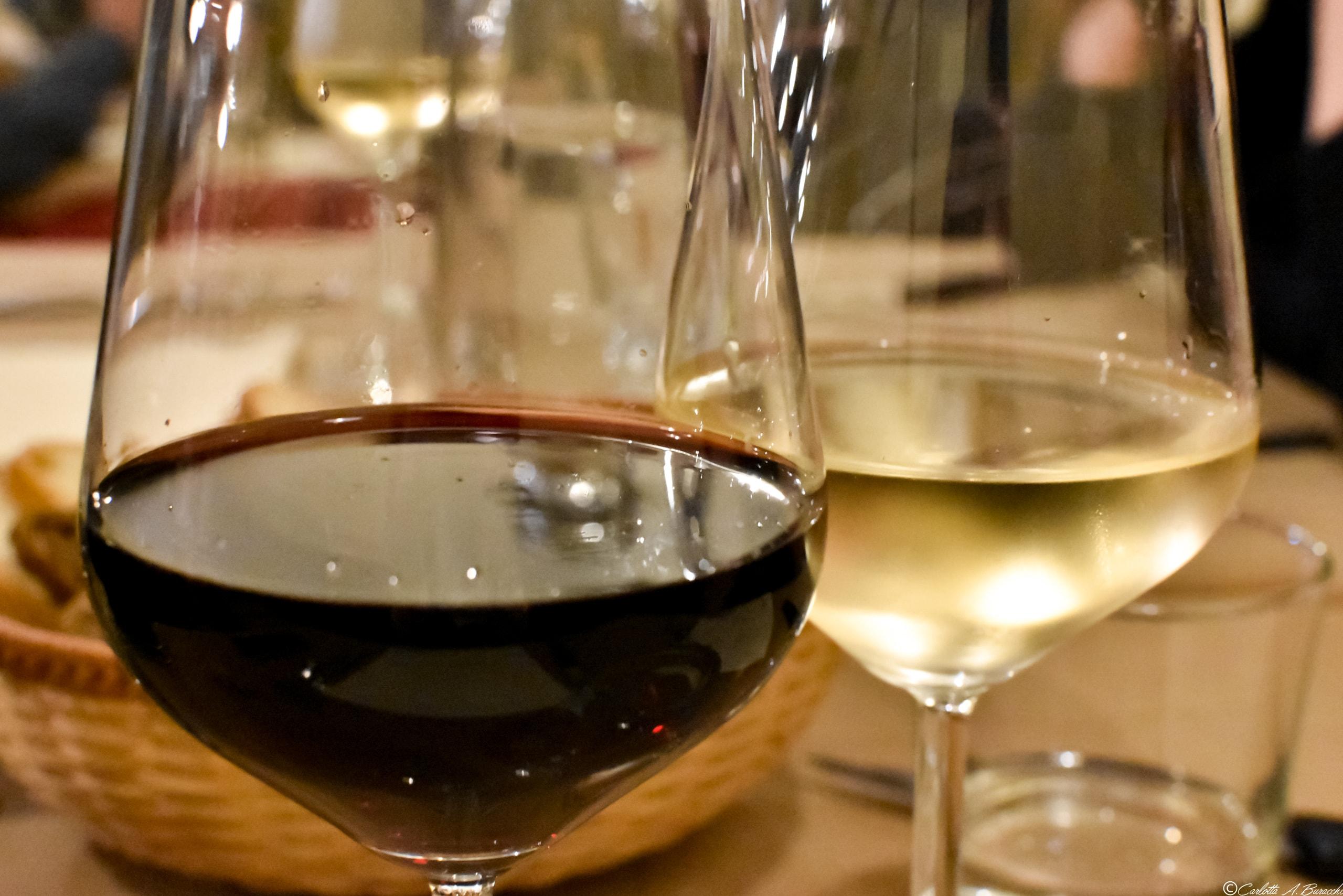 Vini, Ristorante Tortello Divino, Arezzo