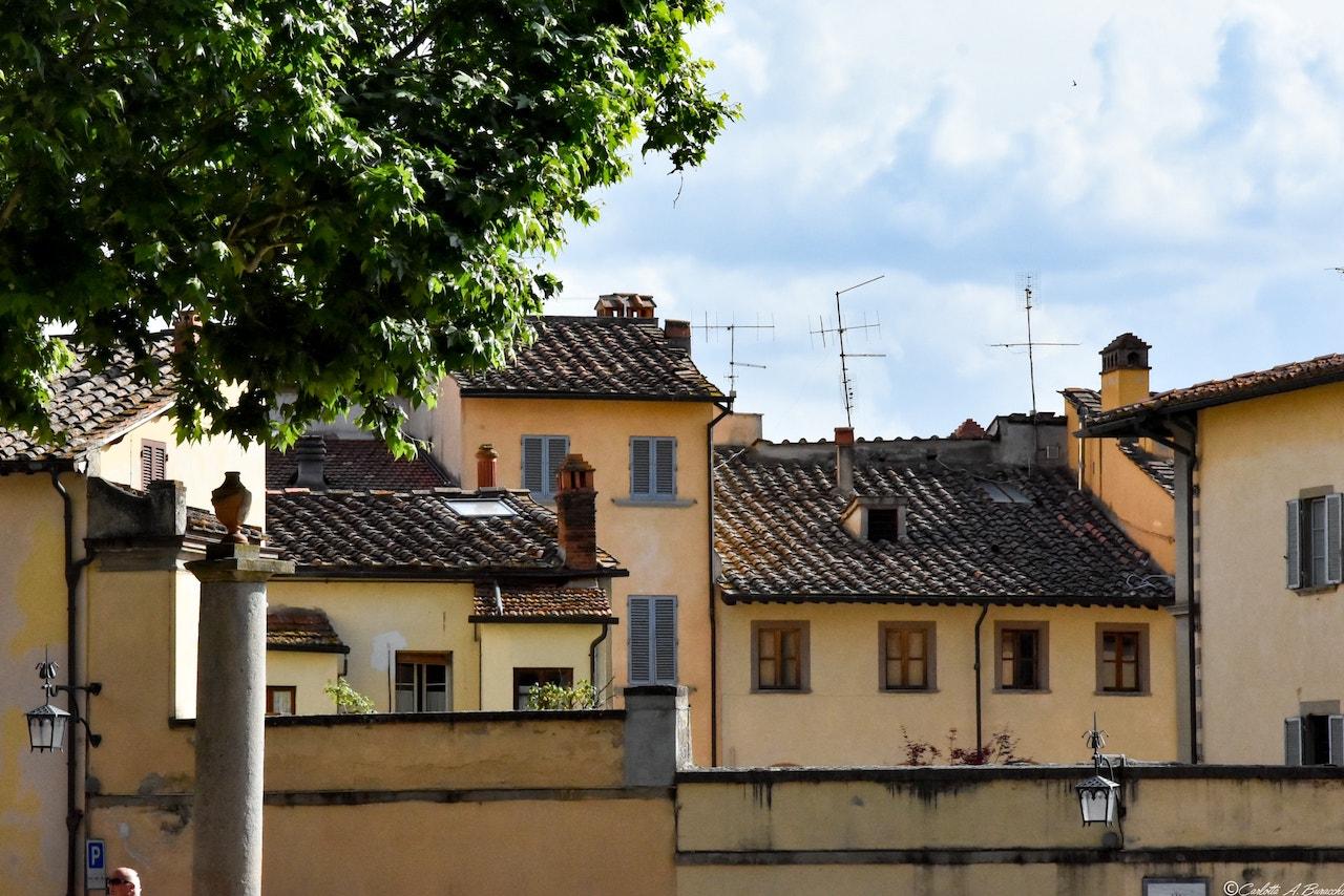 Case in via dei Pileati, Arezzo