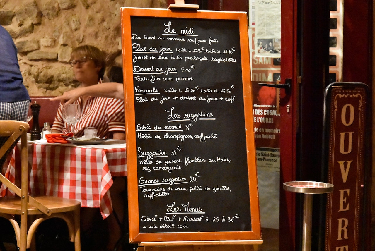 Le Bistrot in rue Campra: il mio indirizzo del cuore per mangiare ad Aix-en-Provence
