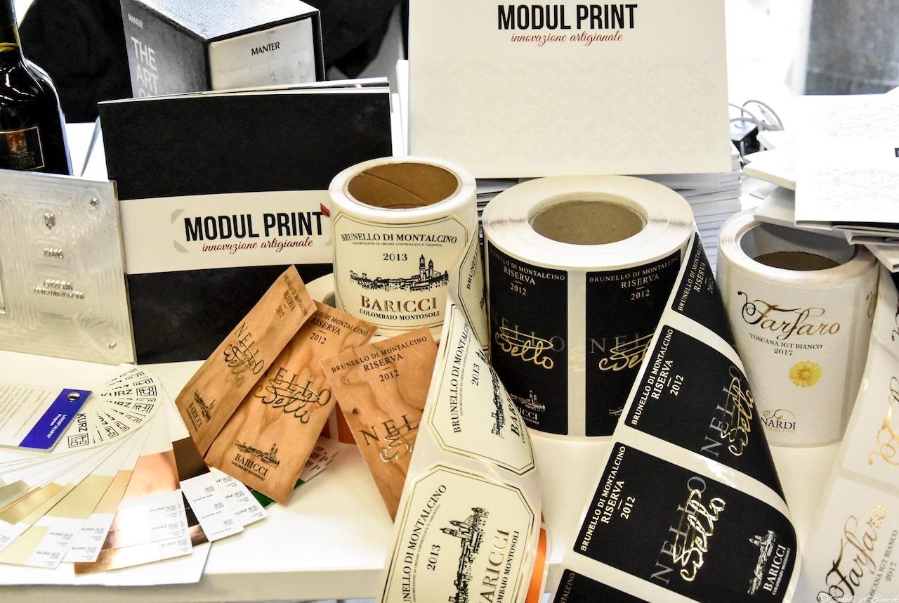 Modul Print, uno degli sponsor di Cibiamoci 2018