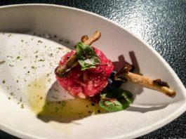 Tartare di Chianina. Uno show cooking a cura di URCT a Food & Wine in Progress 2018