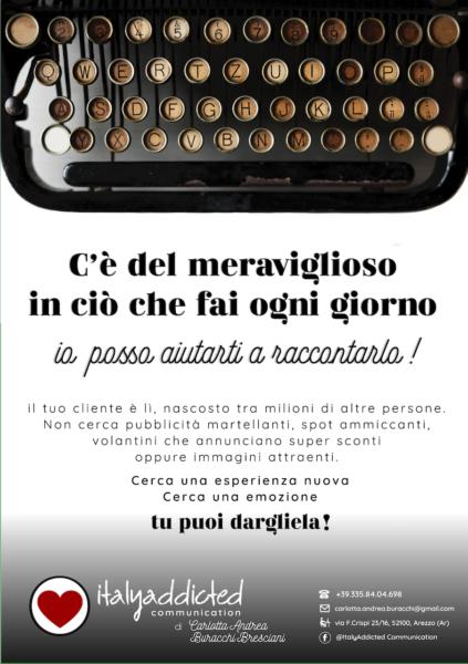 Presentazione ItalyAddicted