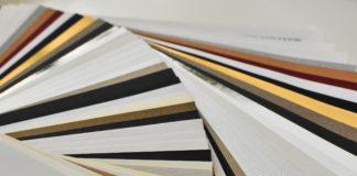 Campionario delle carte dalle tipografie, per il mio lavoro di grafica con Italyaddicted