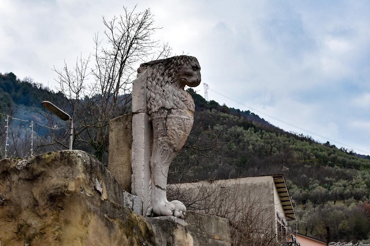 Rovine disseminate nel borgo di Precetto, Ferentillo, Umbria
