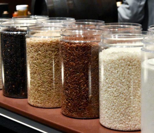 Varietà di riso all'edizione 2018 di Taste Firenze