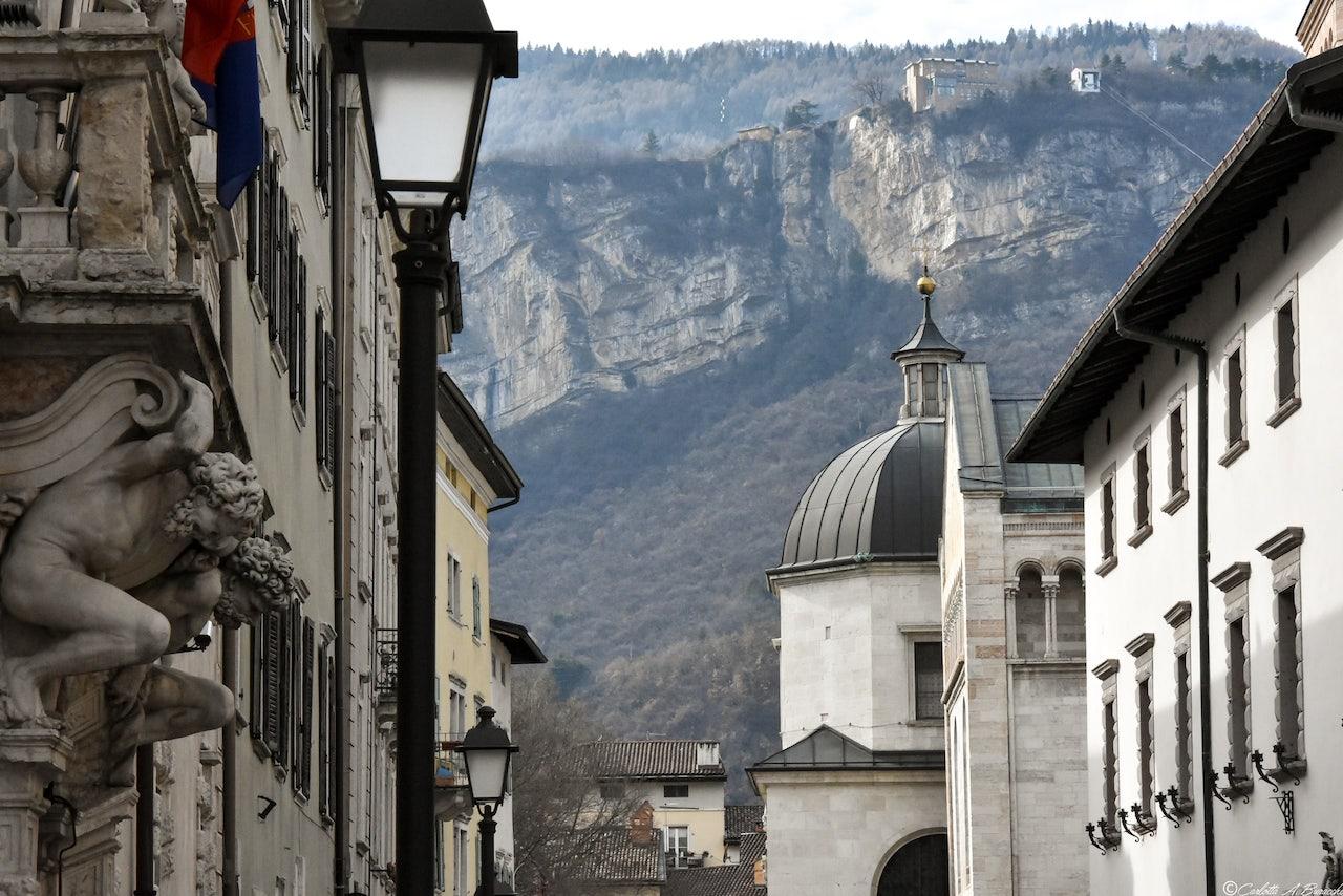Via Calepina, Trento