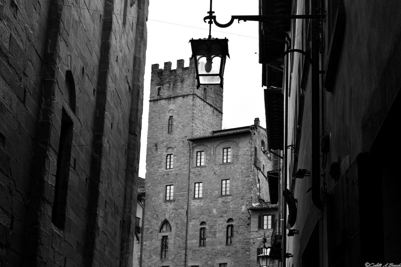 Via di Seteria, Arezzo
