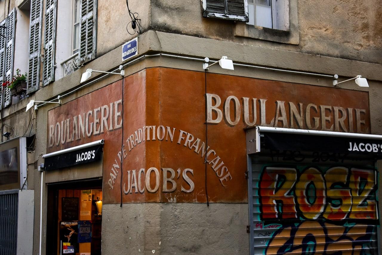 L'antica Boulangerie Jacob: baguette deliziosa tra le meno care della città