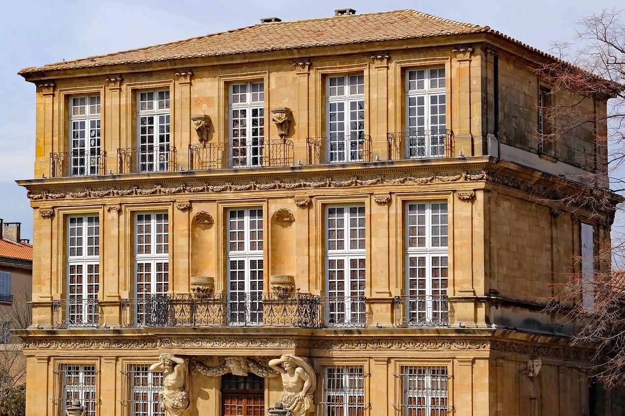 L'elegante Pavillon de Vendôme, hôtel particulier seicentesco