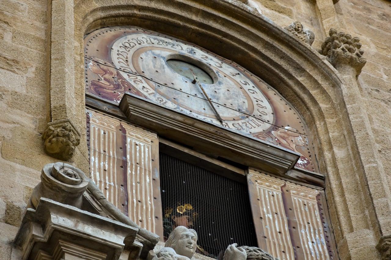 L'orologio della Torre ad Aix-en-Provence