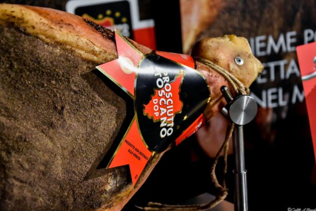 Il Consorzio del Prosciutto Toscano Dop a Food&Wine in Progress 2018