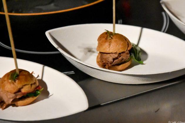 Un piatto tratto dalle 'experiences' a cura dei cuochi di URCT, Food & Wine in Progress 2018