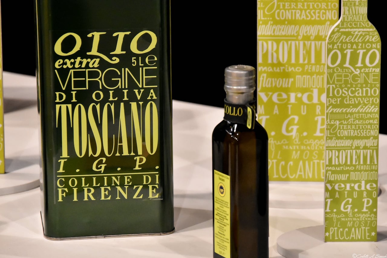 L'Olio Extravergine di Oliva Toscano IGP tra i protagonisti di Food & Wine in Progress 2018