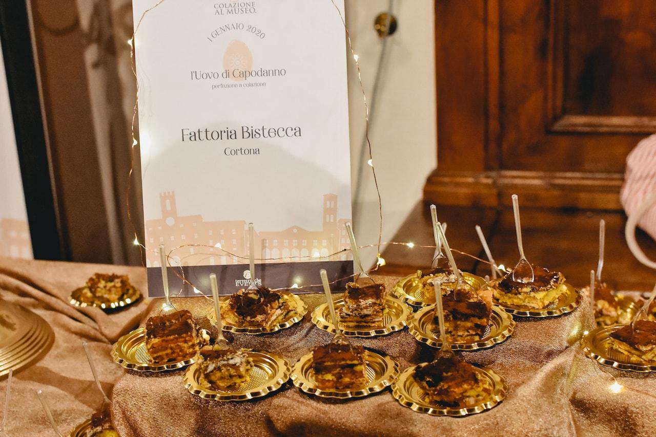 Anche la Fattoria Bistecca di Cortona alla edizione n. 12 di Colazione al Museo