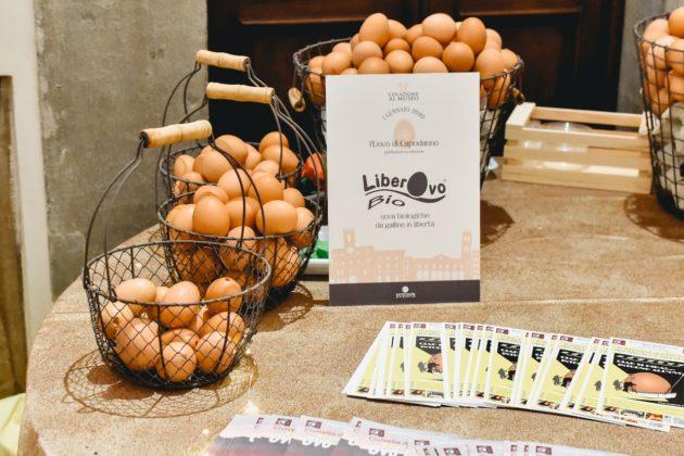 Colazione al Museo 2020, i prodotti di LiberOvo bio, partner dell'evento