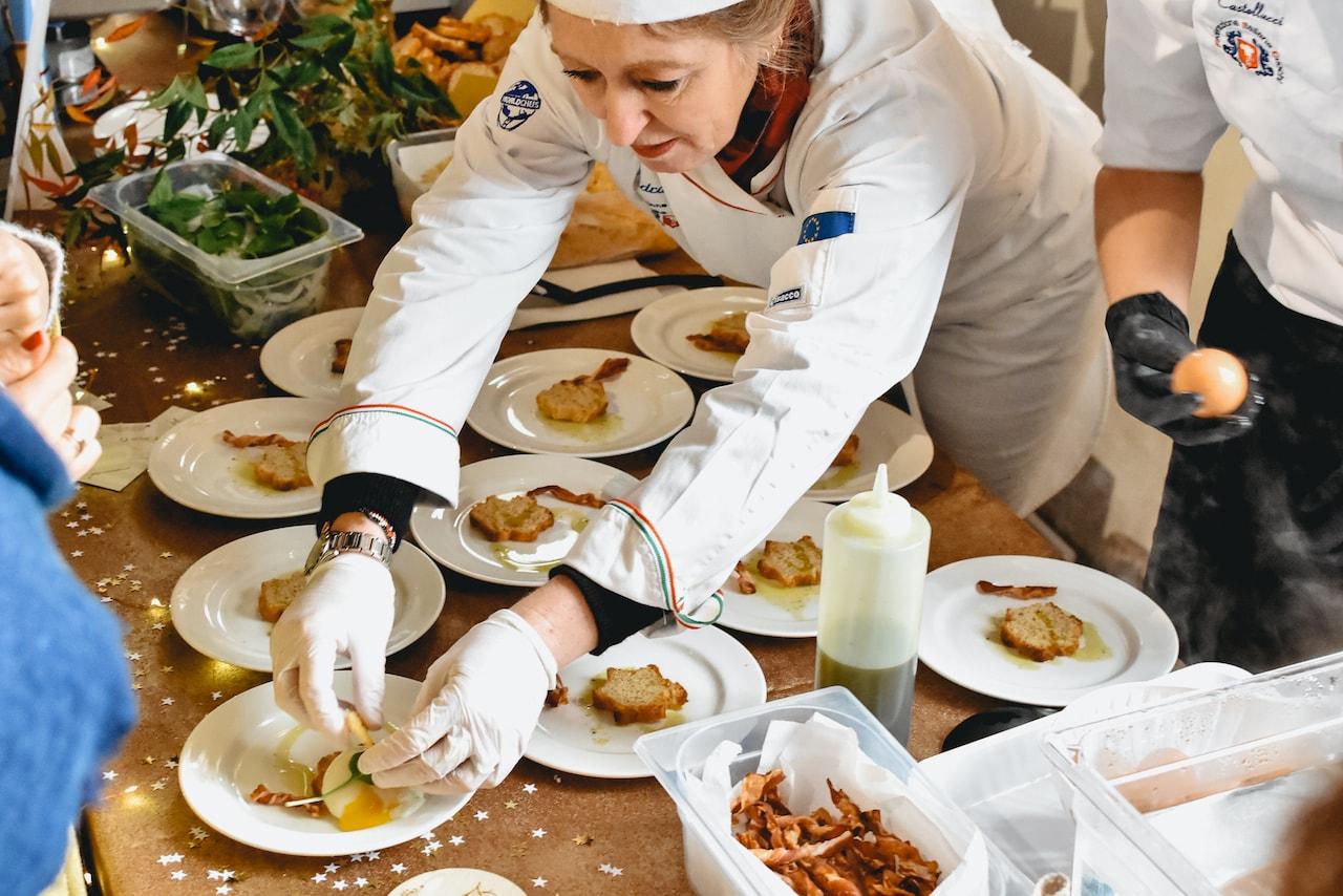 Colazione al Museo 2020, gli chef dell'Associazione Cuochi alle prese col tema L'Uovo di Capodanno