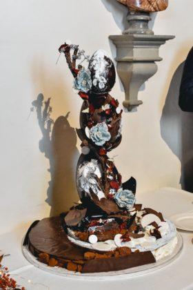 Colazione al Museo 2020, la torta della Pasticceria Vannelli