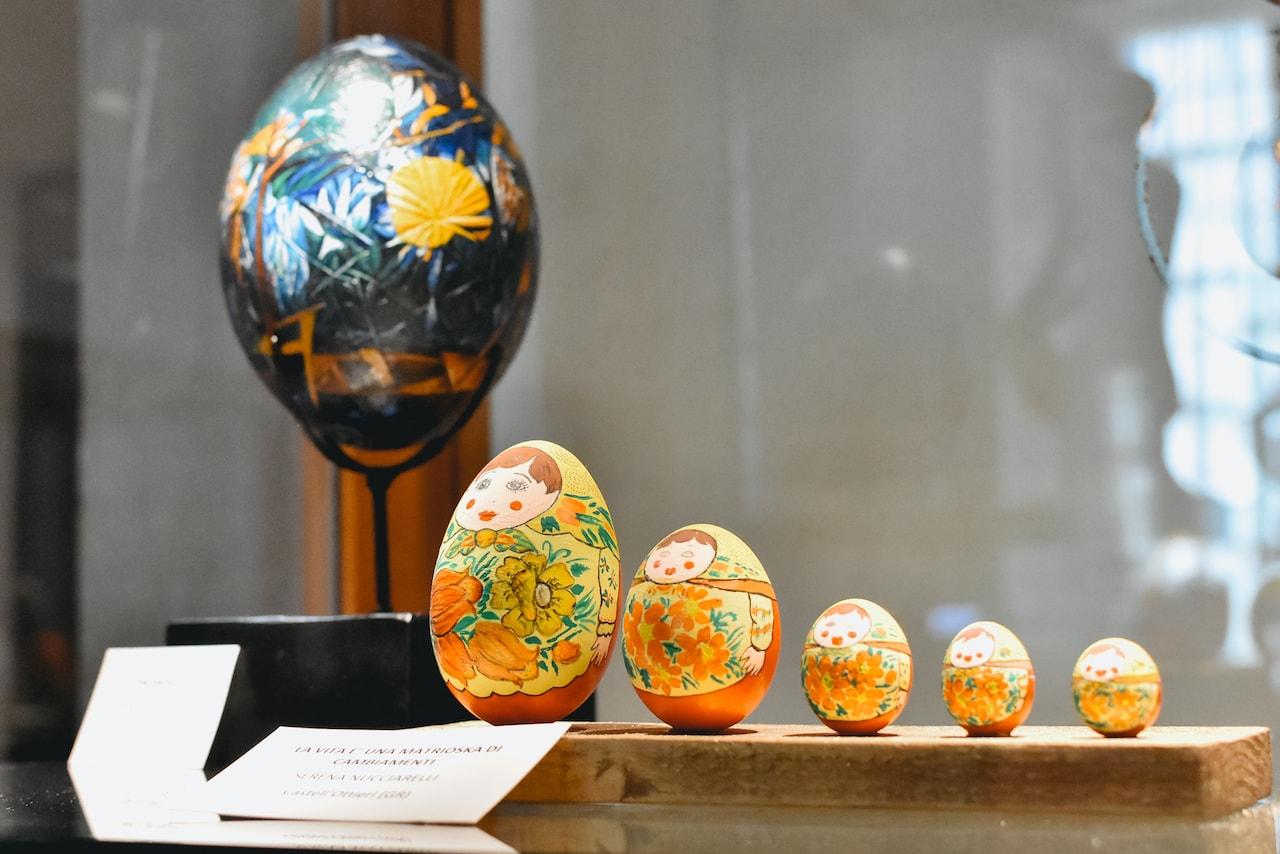 Colazione al Museo 2020, le creazioni del Museo dell'Ovo Pinto di Civitella del Lago (Terni)