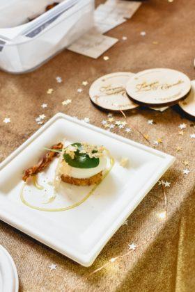 Colazione al Museo 2020, l'uovo interpretato dal Ristorante Zenzero e Cannella