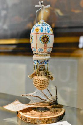 Colazione al Museo 2020, l'uovo pinto più piccolo al mondo, dal Museo dell'Ovo Pinto di Civitella del Lago (Terni)