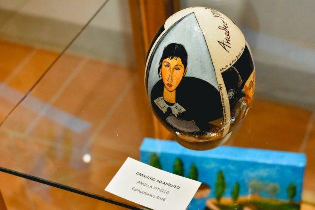 Colazione al Museo 2020, un tributo a Modigliani dal Museo dell'Ovo Pinto di Civitella del Lago (Terni)